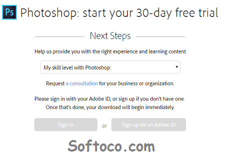 001-Adobe-Photoshop-install-download