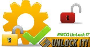 Unlock Files Windows EMCO UnLock IT Free Download Unlock Files Windows