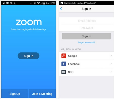 Zoom cloud meetings Download For Windows & Mac