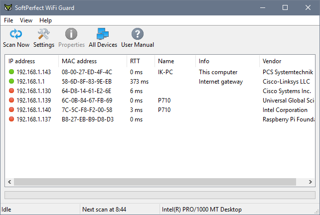 WiFi Security Anti-theft WiFi Guard Software Download